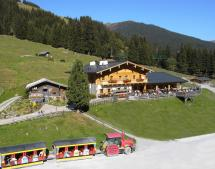 Lindlingalm Saalbach Hinterglemm